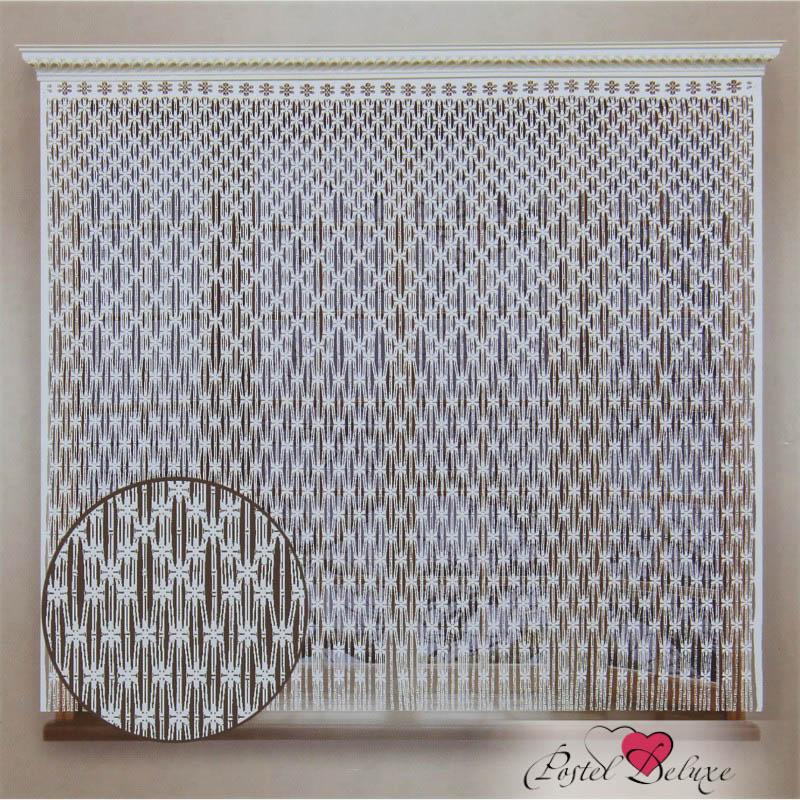 Шторы Лента Нитяные шторы Hattie Цвет: Белый салон штор карниз гардины тольятти