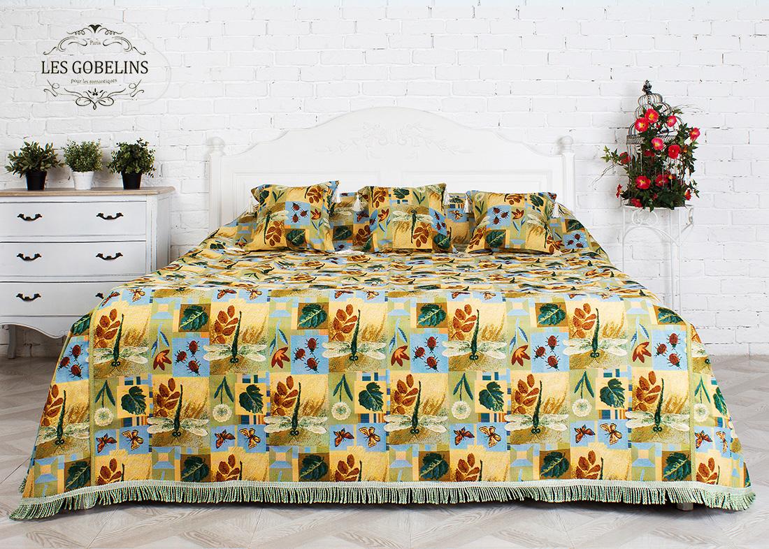 Детские покрывала, подушки, одеяла Les Gobelins Детское Покрывало на кровать libellule (200х230 см)
