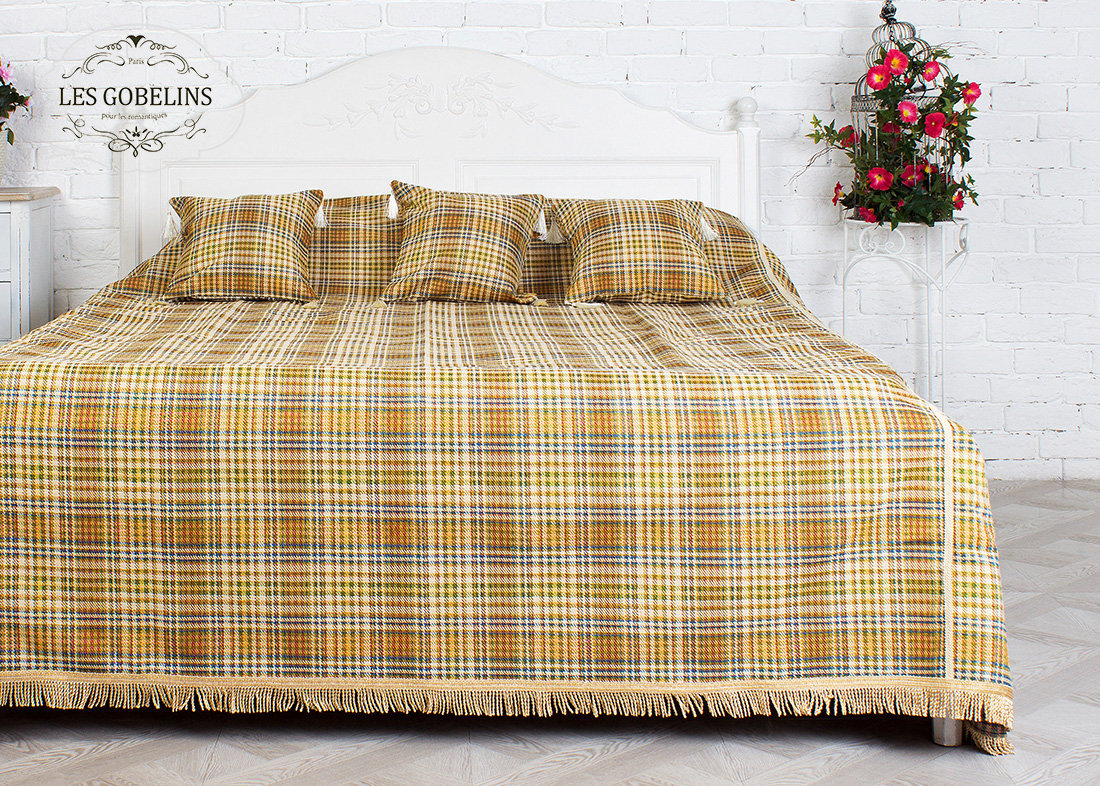 Покрывало Les Gobelins Покрывало на кровать Cellule vindzonskaya (190х220 см)