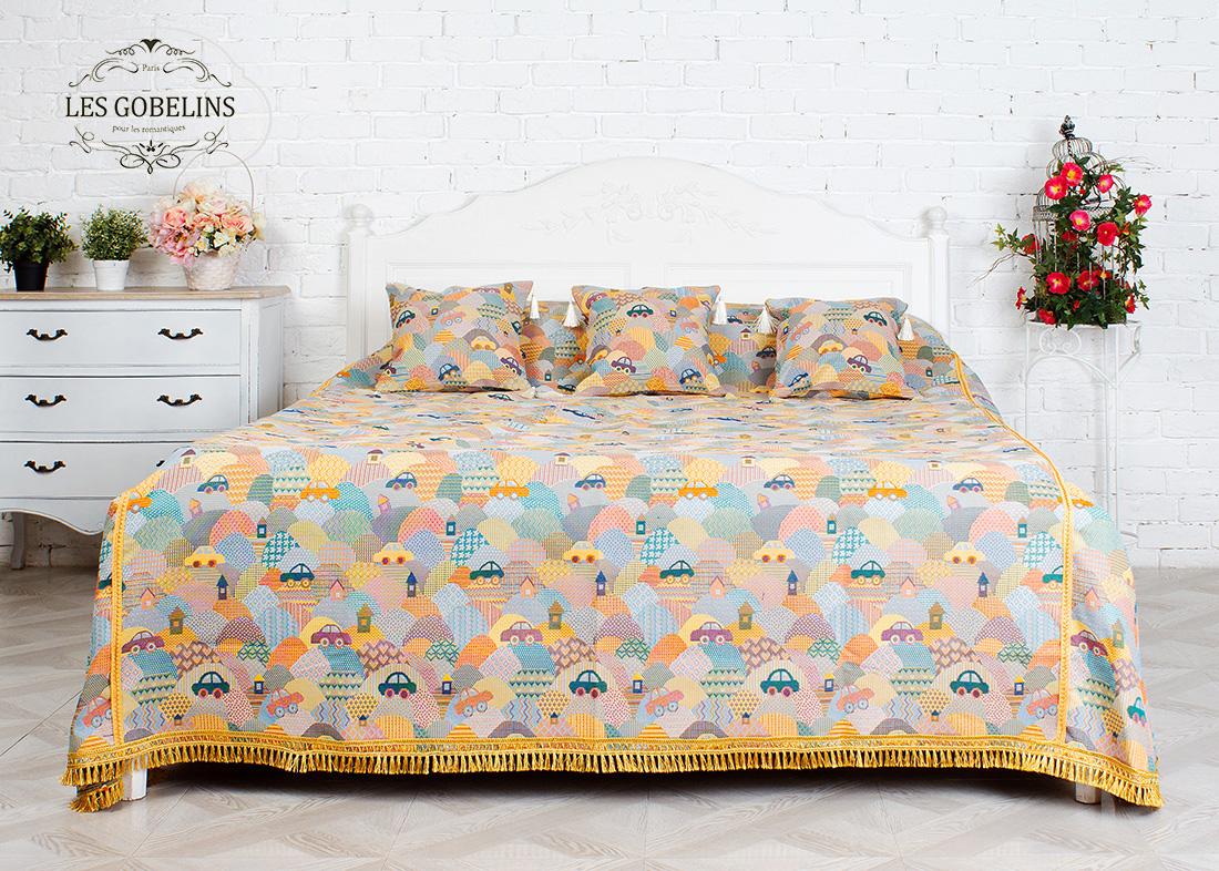 Детские покрывала, подушки, одеяла Les Gobelins Детское Покрывало на кровать Clippers (190х220 см)