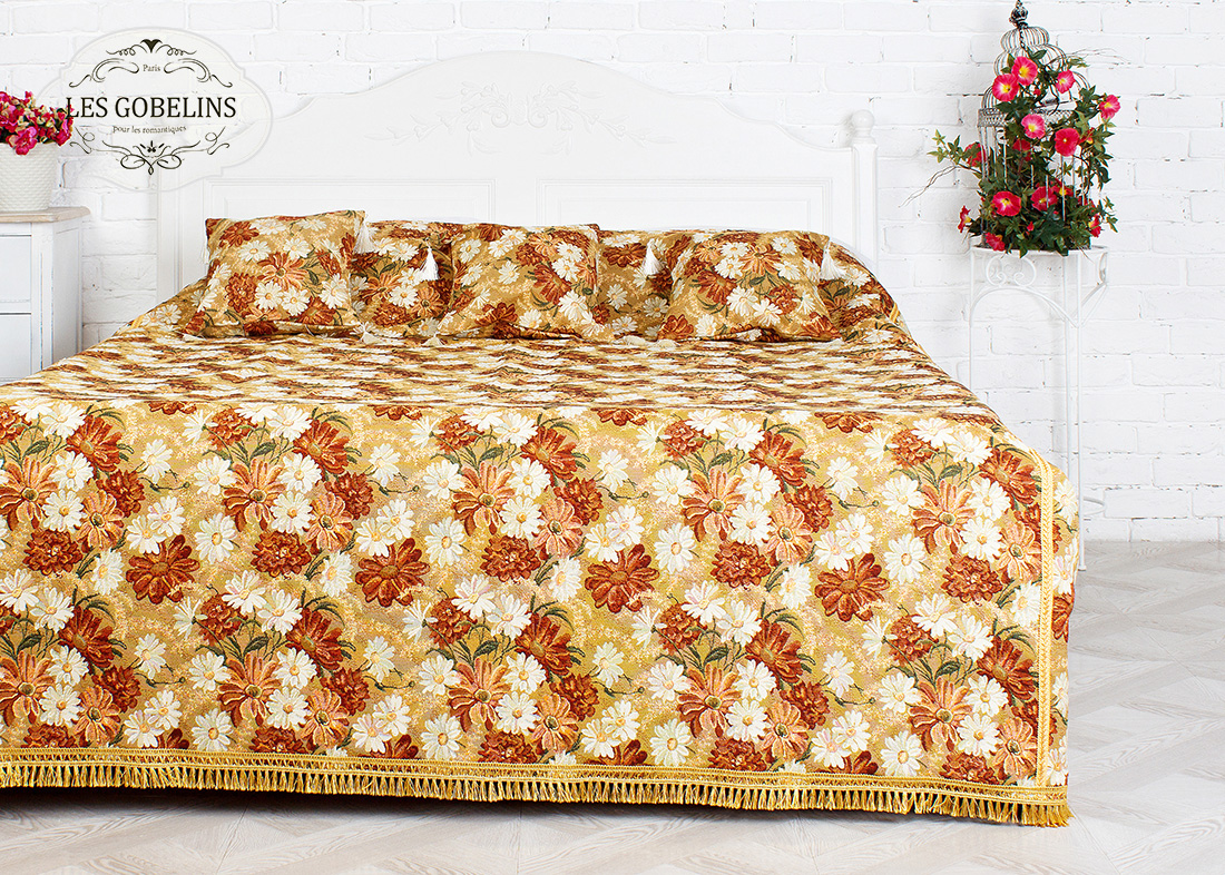 Покрывало Les Gobelins Покрывало на кровать Il aime degouts (210х220 см)