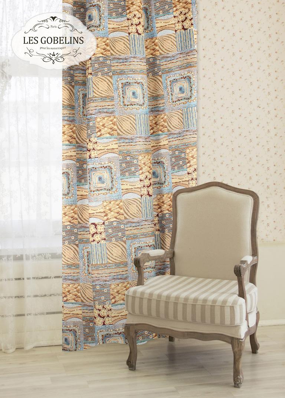 Шторы Les Gobelins Классические шторы Patchwork шторы kauffort классические шторы barolo