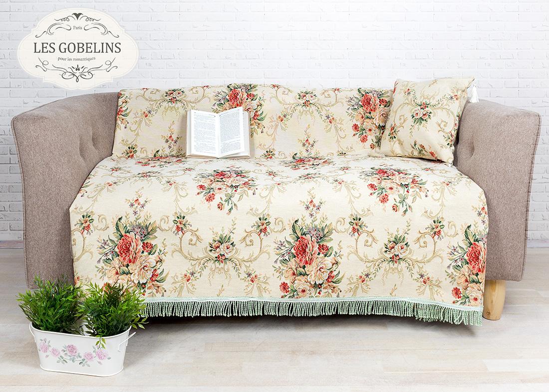 где купить Покрывало Les Gobelins Накидка на диван Loire (160х180 см) по лучшей цене