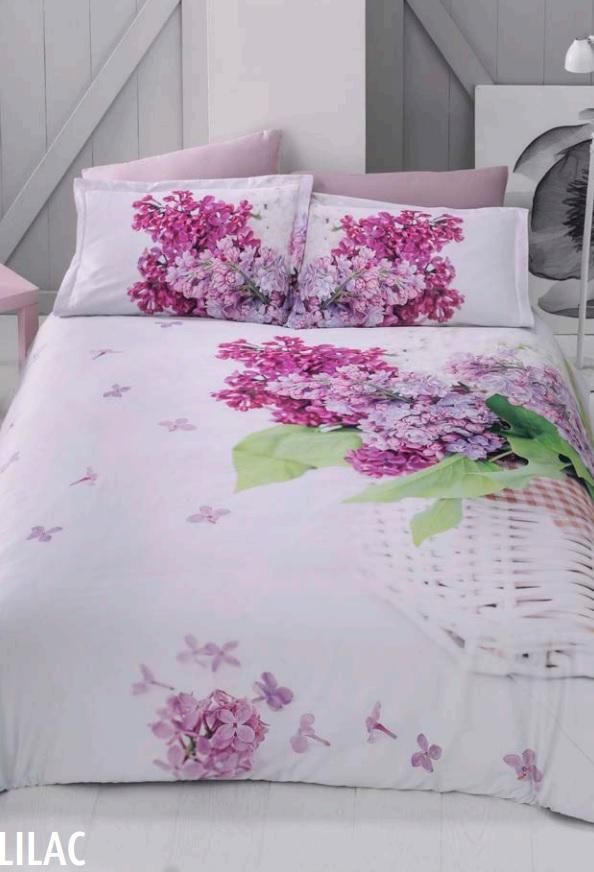 где купить Постельное белье Clasy Постельное белье Lilac (2 сп. евро) по лучшей цене