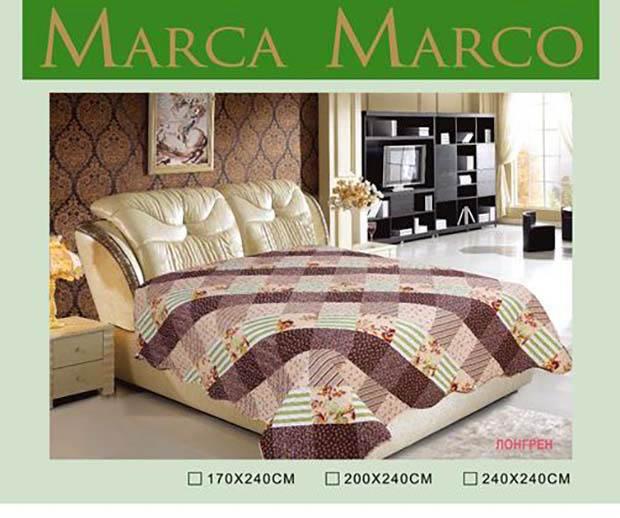 Покрывало MАRCA MARCO Покрывало Лонгрен (170х240 см) dorothy s нome покрывало принт мурманск 2 сп 170х240 микрофибра стежка