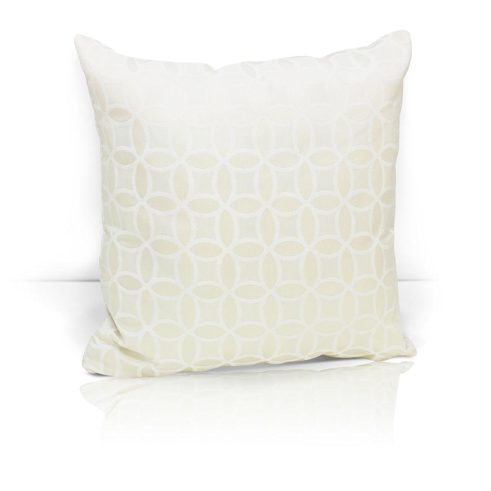 Декоративные подушки Kauffort Декоративная подушка Lubawa Цвет: Кремовый (40х40)