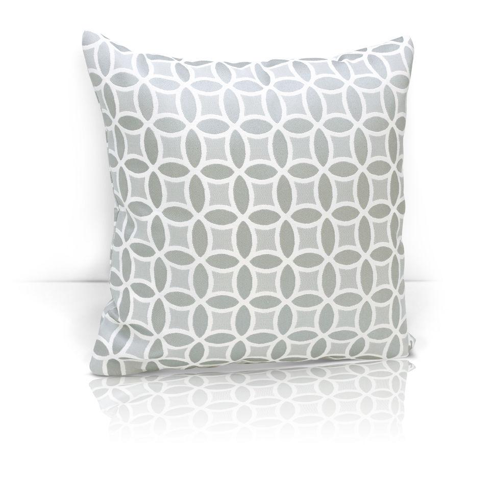 Декоративные подушки Kauffort Декоративная подушка Lubawa Цвет: Серый (40х40)
