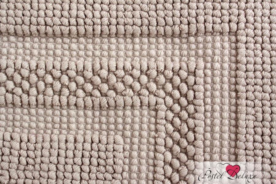 Аксессуары для ванной и туалета Luxberry Коврик для ванной Mahli Цвет: Бежевый (70х120 см) плед luxberry imperio 10 умбра