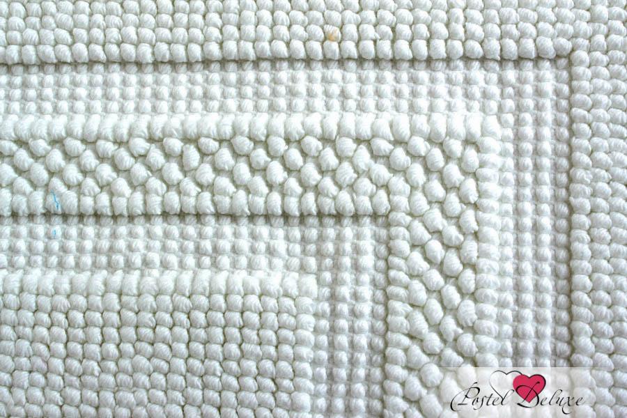 Аксессуары для ванной и туалета Luxberry Коврик для ванной Mahli Цвет: Белый (55х75 см) аксессуары для ванной и туалета