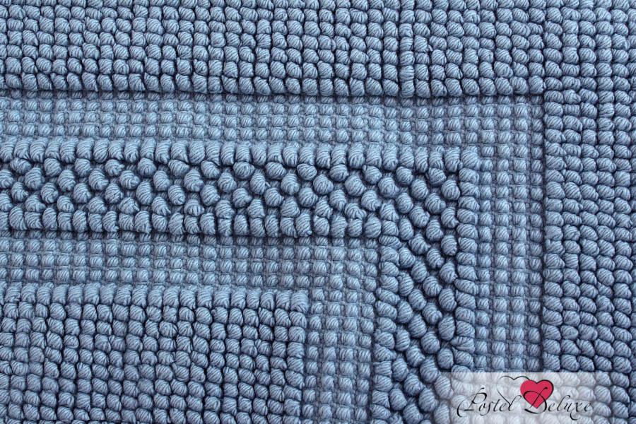 Аксессуары для ванной и туалета Luxberry Коврик для ванной Mahli Цвет: Голубой (70х120 см) babyono коврик противоскользящий для ванной цвет голубой 70 х 35 см