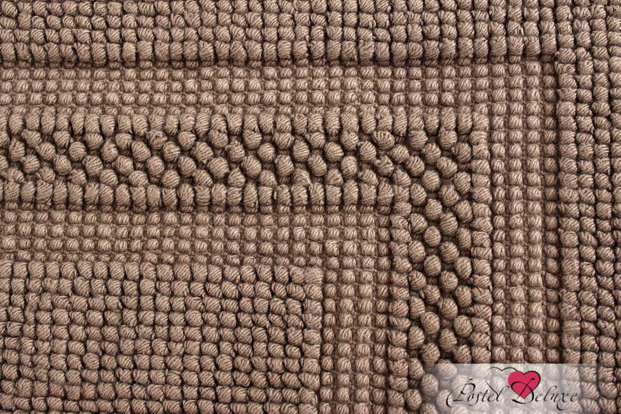 Аксессуары для ванной и туалета Luxberry Коврик для ванной Mahli Цвет: Табачный (70х120 см) плед luxberry imperio 10 умбра