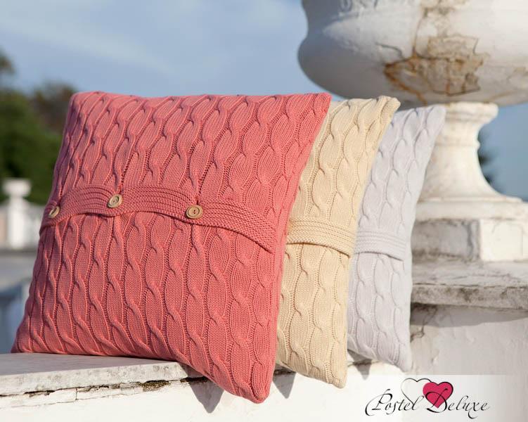 Декоративные подушки Luxberry Декоративная наволочка Imperio 22 Цвет: Коралловый (40х40) плед luxberry imperio 10 умбра