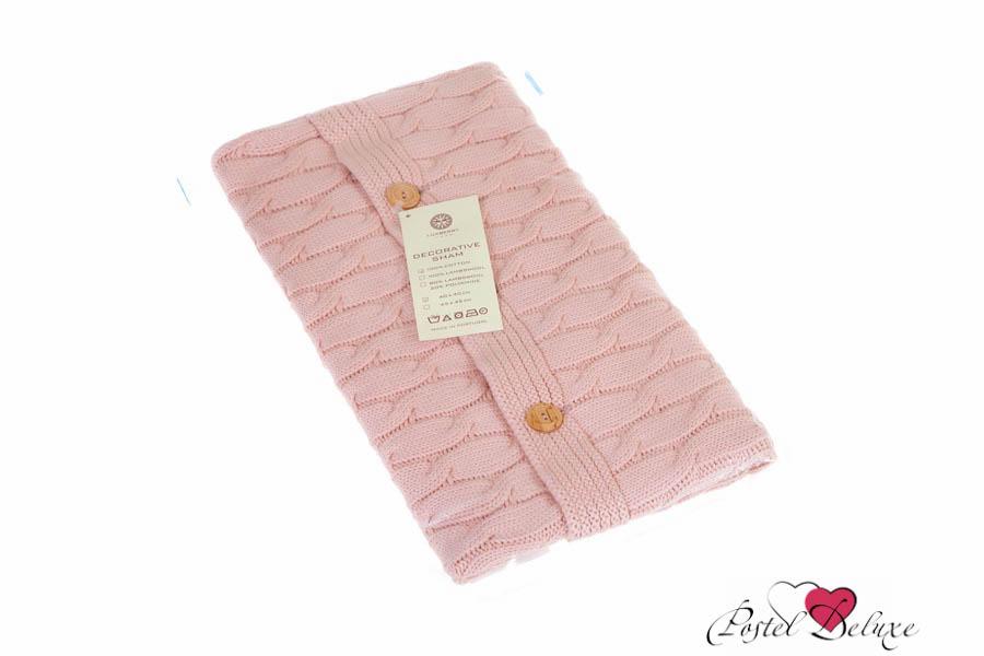 Декоративные подушки Luxberry Декоративная наволочка Imperio 22 Цвет: Розовый (40х40) плед luxberry imperio 10 умбра