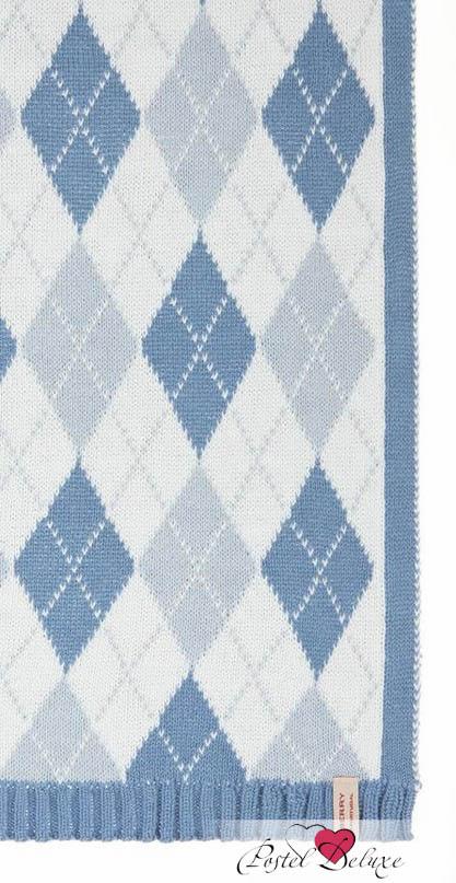 Плед Luxberry Плед Imperio 252 Цвет: Синий-Белый-Серый (150х200 см) плед luxberry плед imperio 293 цвет белый темно серый 130х170 см