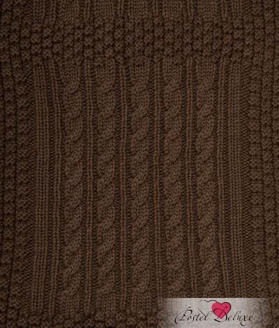 Плед Luxberry Плед Imperio 3 Цвет: Коричневый (220х240 см) плед вязаный milk quadro 220х240 см 89 v301 2