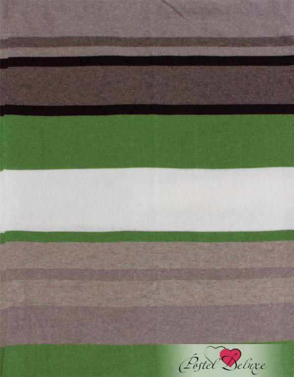 Плед Luxberry Плед Imperio 82 Цвет: Бежевый-Зеленый (150х200 см) плед luxberry плед imperio 10 цвет умбра 150х200 см