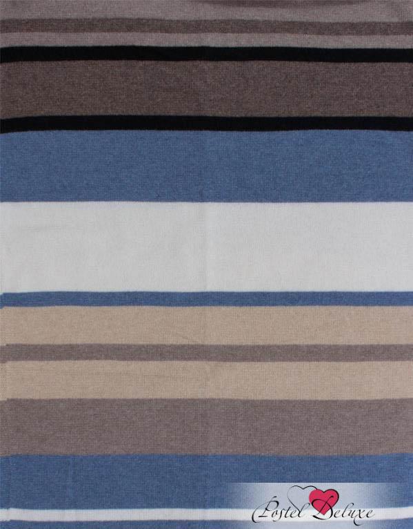 Плед Luxberry Плед Imperio 82 Цвет: Бежевый-Синий (150х200 см) плед luxberry imperio 10 лавандовая вода