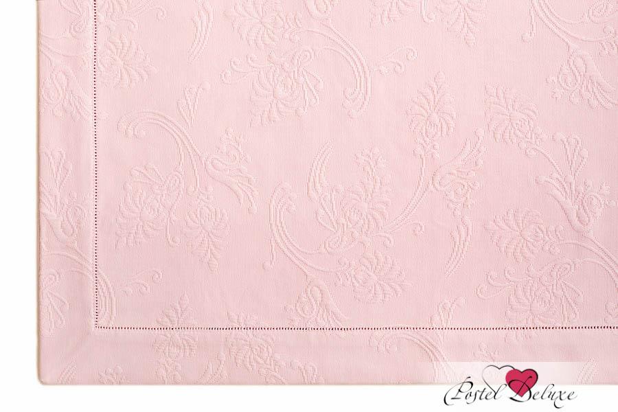 Покрывало Luxberry Покрывало Country Цвет: Клубничный Крем (150х220 см) покрывало luxberry покрывало каменный цветок цвет пудра 240х260 см