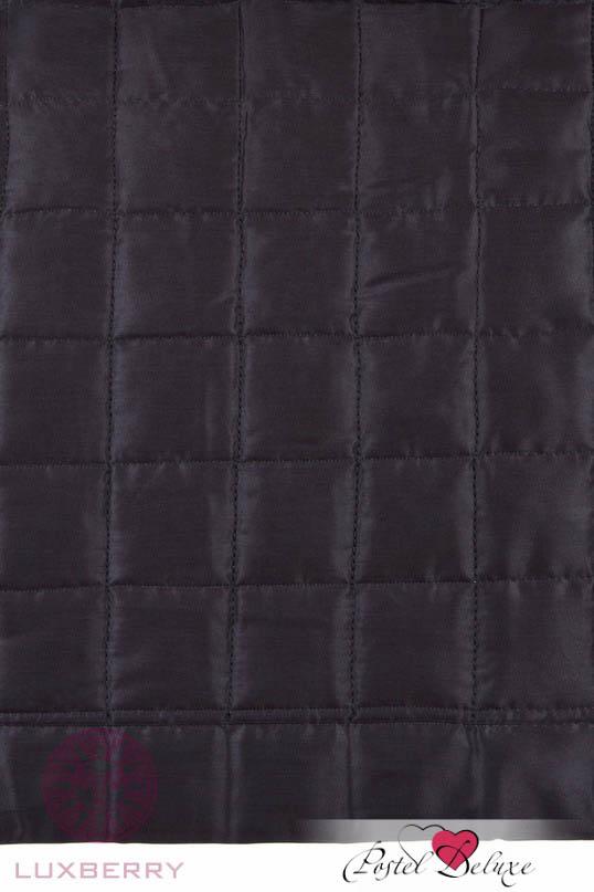 Покрывало Luxberry Покрывало Squares Цвет: Графитовый (220х240 см) luxberry squares