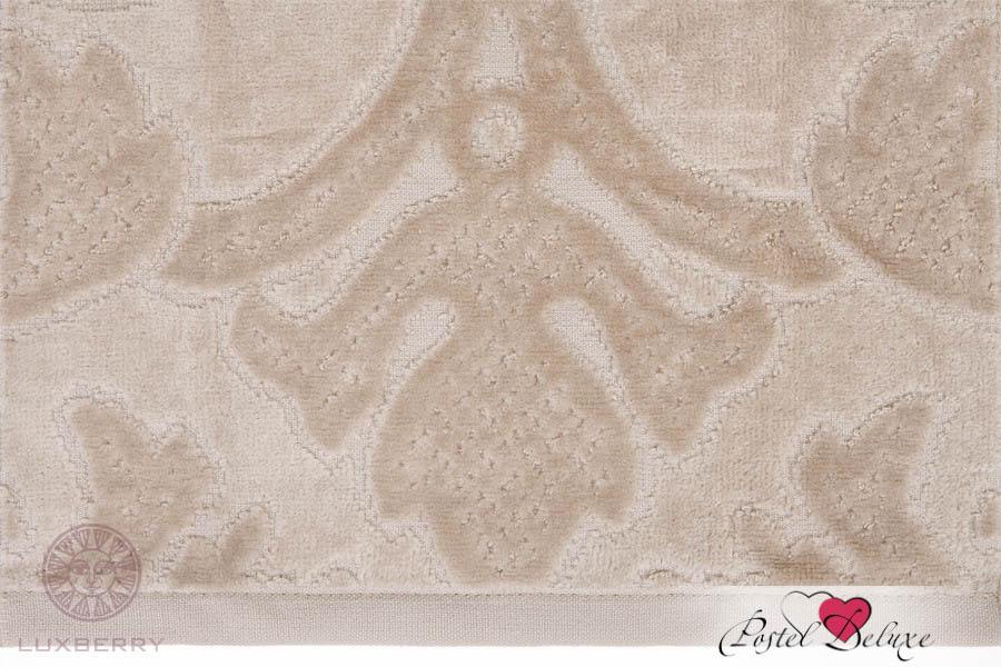 где купить Полотенца Luxberry Полотенце Барокко Цвет: Мокко (50х100 см) по лучшей цене