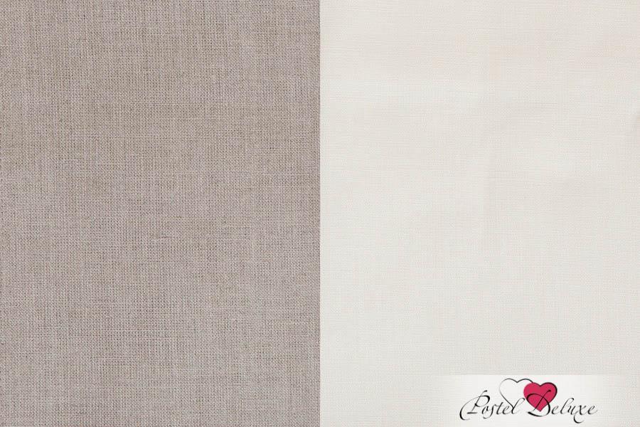 {} Luxberry Кухонное полотенце Timeless Цвет: Белый-Натуральный (50х70 см - 2 шт)