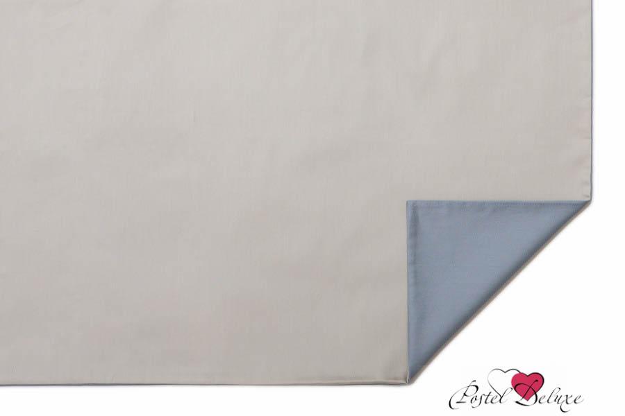 Наволочки Luxberry Наволочка Duetto 2 Цвет: Серый-Синий Стальной (70х70) плед luxberry imperio 10 умбра