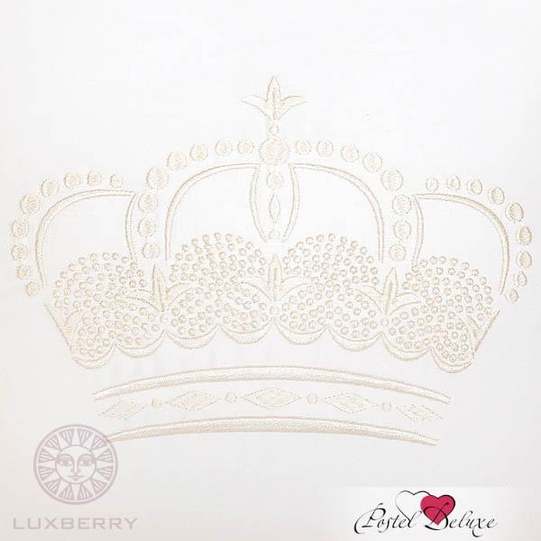 где купить Наволочки Luxberry Наволочка Queen Цвет: Белый-Бежевый (50х70) по лучшей цене