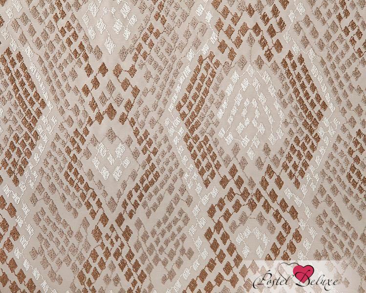 Постельное белье Luxberry Постельное белье Snake Цвет: Умбра (2 сп. евро) плед luxberry imperio 10 умбра