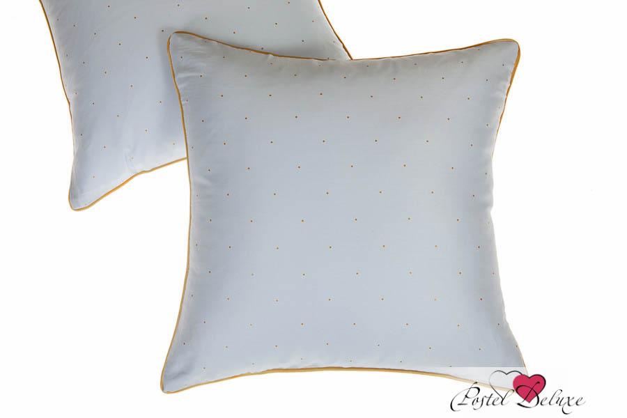 Декоративные подушки Luxberry Декоративная наволочка Павлин Цвет: Голубой (42х42) плед luxberry imperio 10 умбра