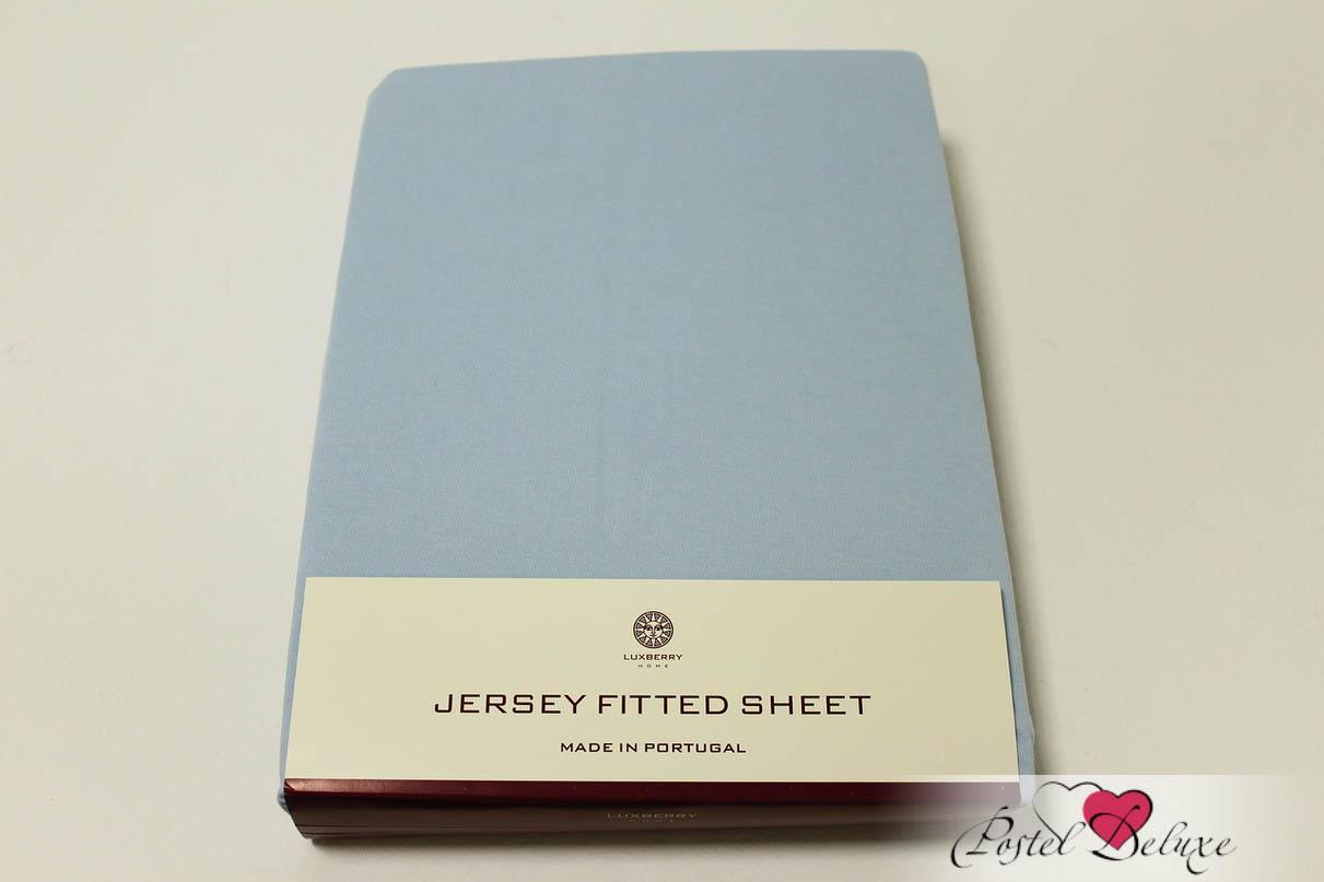 где купить Простыни Luxberry Простыня на резинке Mordred Цвет: Голубой (180х200) по лучшей цене