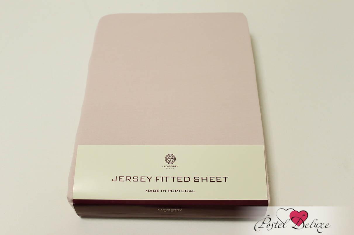 где купить Простыни Luxberry Простыня на резинке Mordred Цвет: Персик (180х200) по лучшей цене