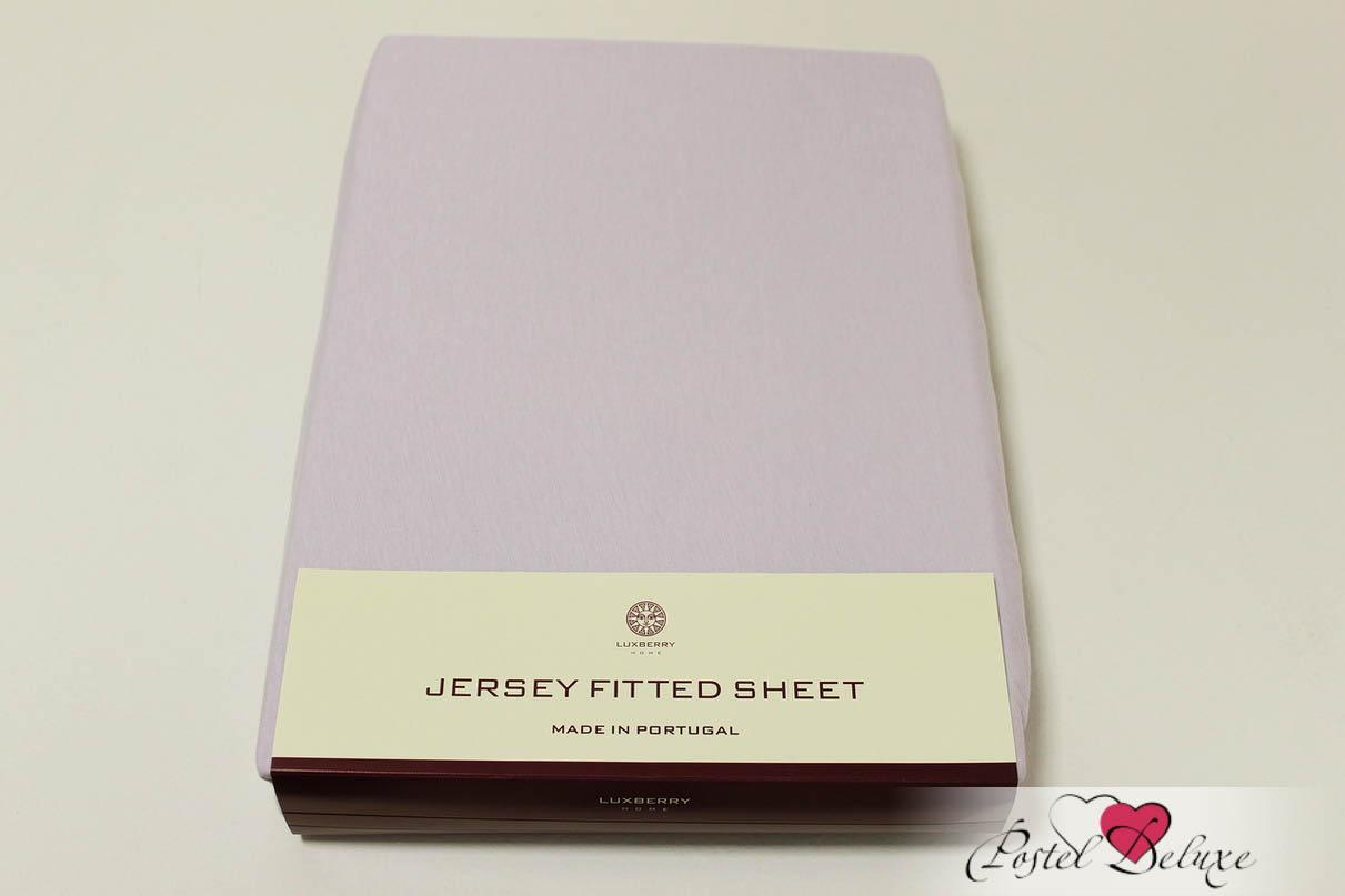 где купить Простыни Luxberry Простыня на резинке Mordred Цвет: Лаванда (90х200) по лучшей цене