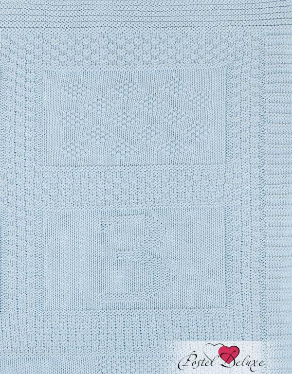 Детские покрывала, подушки, одеяла Luxberry Детский плед Imperio 16 Цвет: Голубой (75х100 см) детский комплект luxberry sweet life простыня без резинки