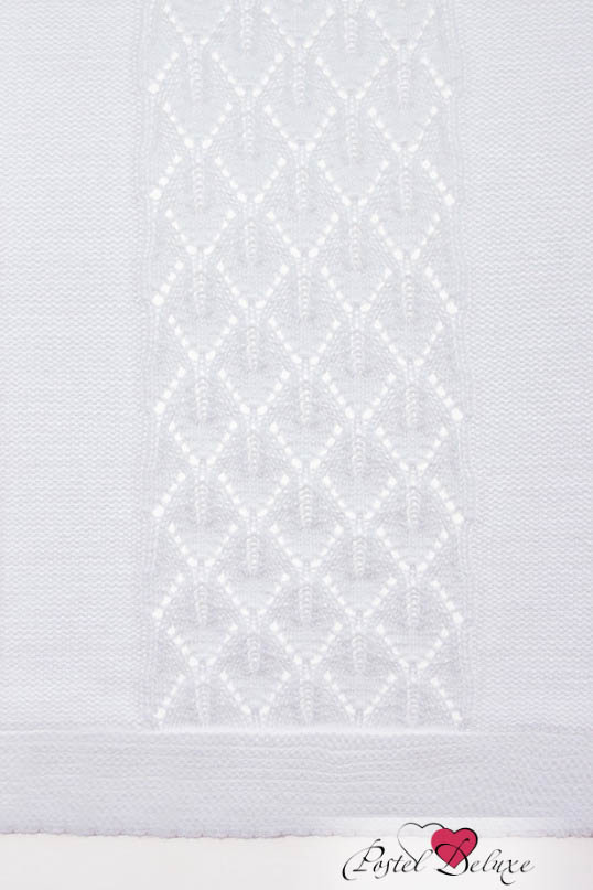 Детские покрывала, подушки, одеяла Luxberry Детский плед Imperio 283 Цвет: Белый (100х150 см) плед luxberry плед imperio 293 цвет белый темно серый 130х170 см