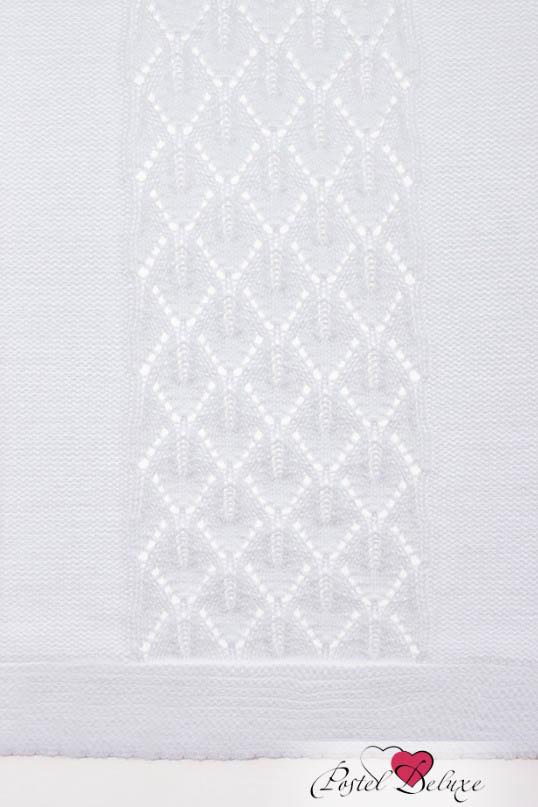 Детские покрывала, подушки, одеяла Luxberry Детский плед Imperio 283 Цвет: Белый (75х100 см) плед luxberry плед imperio 293 цвет белый темно серый 130х170 см