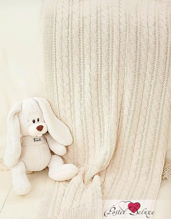 Детские покрывала, подушки, одеяла Luxberry Детский плед Imperio 36 Цвет: Экрю (100х150 см) плед luxberry imperio 10 лавандовая вода