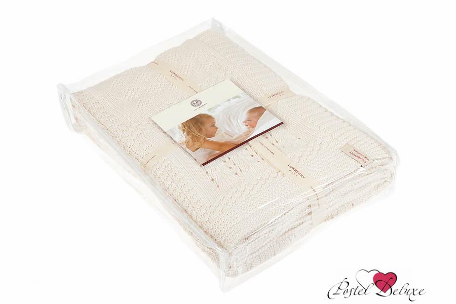 Детские покрывала, подушки, одеяла Luxberry Детский плед Imperio 7 Цвет: Экрю (100х150 см) плед luxberry imperio 10 лавандовая вода