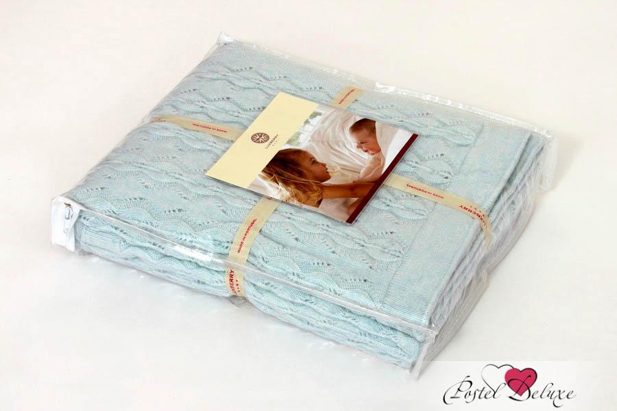 Детские покрывала, подушки, одеяла Luxberry Детский плед Imperio 77 Цвет: Голубой (100х150 см) плед luxberry imperio 10 умбра