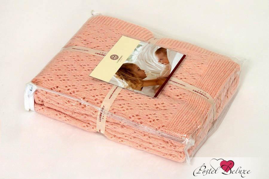Детские покрывала, подушки, одеяла Luxberry Детский плед Imperio 81 Цвет: Розовый (75х100 см) плед luxberry imperio 10 умбра