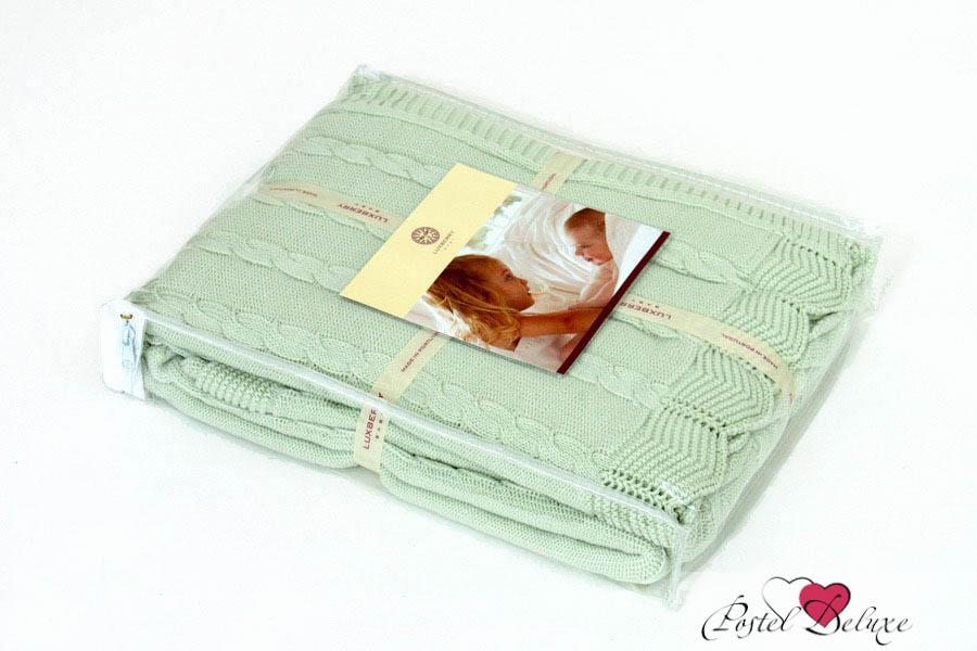Детские покрывала, подушки, одеяла Luxberry Детский плед Imperio 93 Цвет: Зеленый (75х100 см) плед luxberry плед imperio 10 цвет умбра 150х200 см