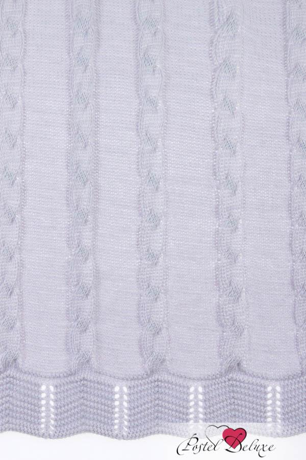 Детские покрывала, подушки, одеяла Luxberry Детский плед Imperio 93 Цвет: Лавандовый (75х100 см) плед luxberry плед imperio 10 цвет умбра 150х200 см