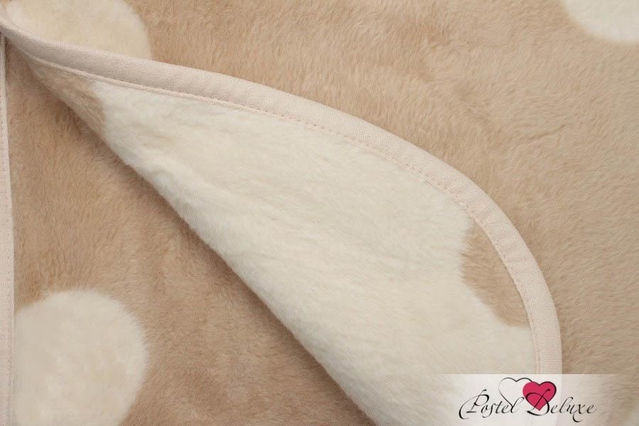 Детские покрывала, подушки, одеяла Luxberry Детский плед Lux 3024 01 Цвет: Бежевый-Песочный (100х140 см) плед luxberry imperio 10 умбра