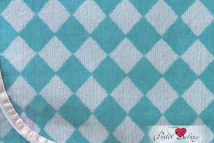 Детские покрывала, подушки, одеяла Luxberry Детский плед Lux 3313 Цвет: Голубой (75х100 см) детский комплект luxberry sweet life простыня без резинки