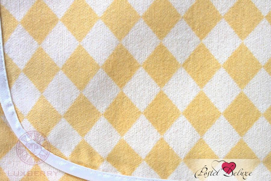 Детские покрывала, подушки, одеяла Luxberry Детский плед Lux 3313 Цвет: Желтый (75х100 см) детский комплект luxberry sweet life простыня без резинки