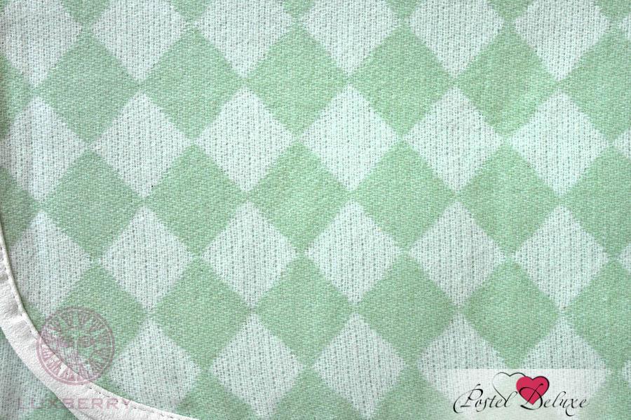 Детские покрывала, подушки, одеяла Luxberry Детский плед Lux 3313 Цвет: Зеленый (75х100 см) детский комплект luxberry sweet life простыня без резинки
