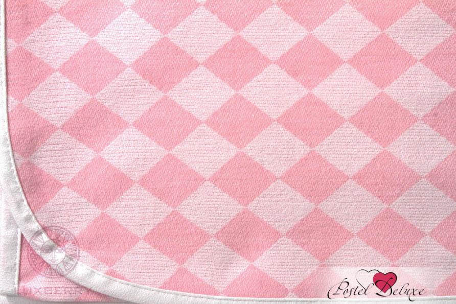 Детские покрывала, подушки, одеяла Luxberry Детский плед Lux 3313 Цвет: Розовый (75х100 см) плед luxberry imperio 10 умбра