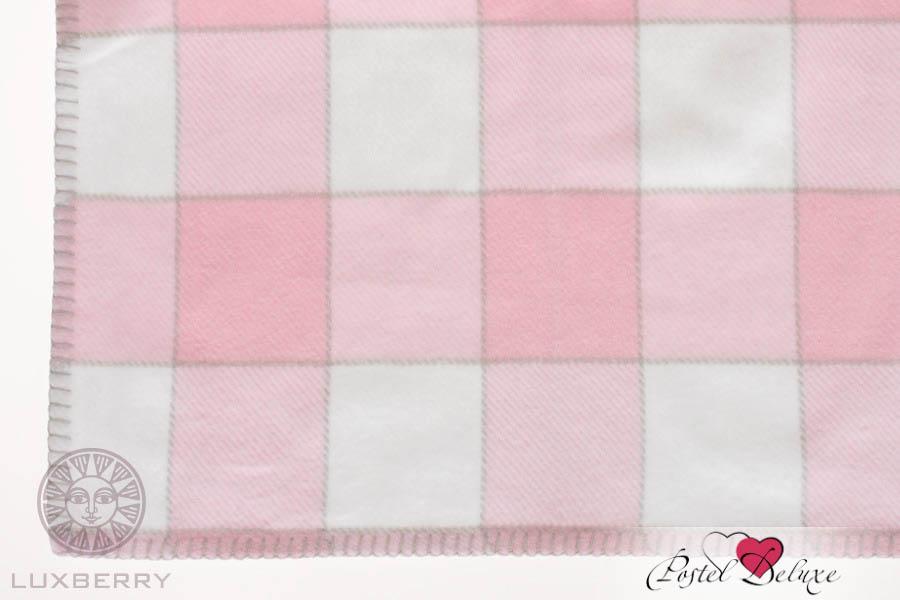 Детские покрывала, подушки, одеяла Luxberry Детский плед Vanessa Цвет: Розовый (100х150 см) плед luxberry imperio 10 умбра