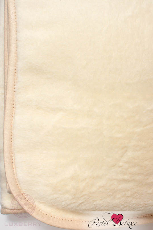 Детские покрывала, подушки, одеяла Luxberry Детский плед Органик 269 17 Цвет: Экрю (100х140 см) плед luxberry imperio 10 умбра