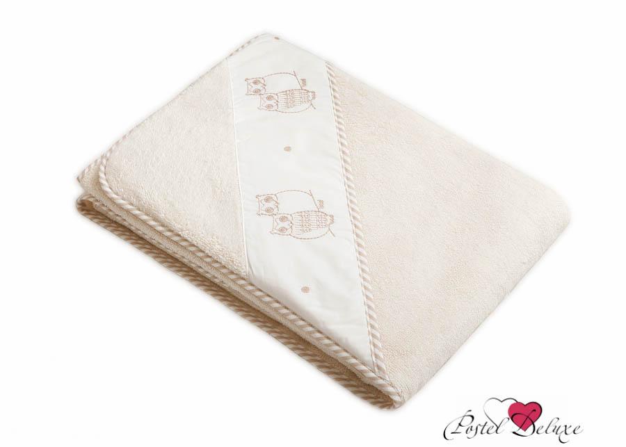 Полотенца Luxberry Детское полотенце Совята Цвет: Жемчужный-Коричневый-Белый (100х100 см) плед luxberry imperio 10 умбра