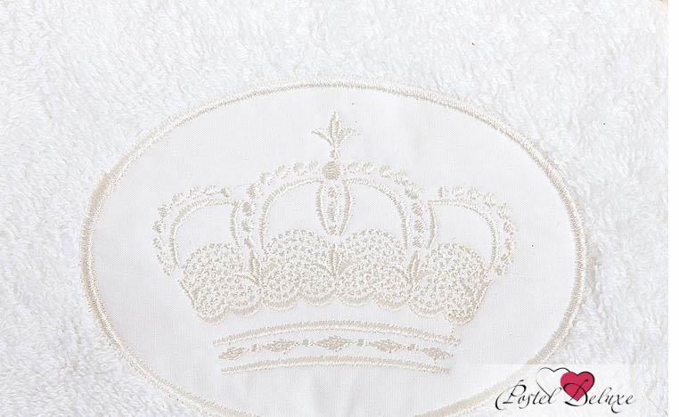 Детские халаты Luxberry Детский халат Queen Цвет: Белый-Бежевый (7-8 лет) халаты домашние лори халат